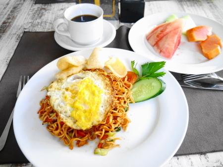 朝食ミゴレン