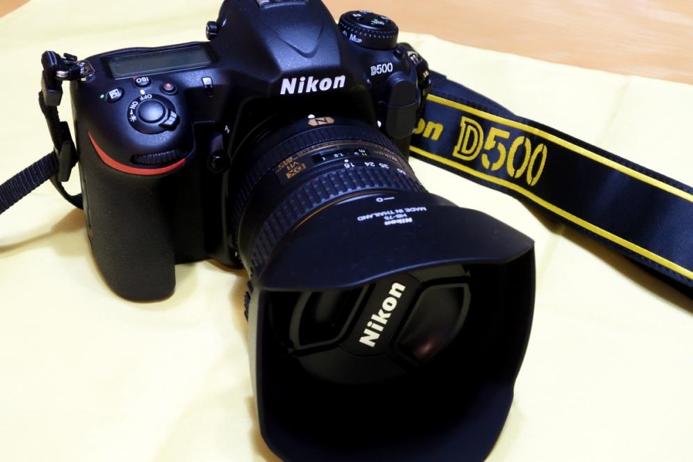 D500導入
