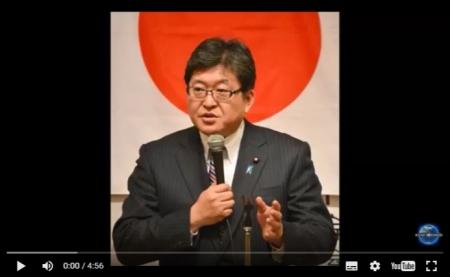 【動画】日本政府が日韓合意で韓国を追い込む 萩生田光一官房副長官 [嫌韓ちゃんねる ~日本の未来のために~ 記事No9123