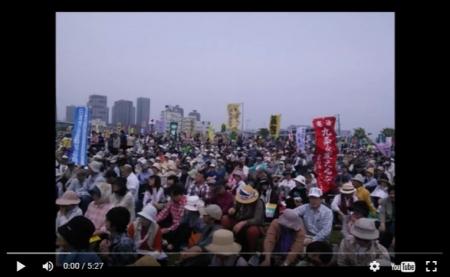 【動画】神奈川新聞 在日朝鮮人、憲法集会に参加「朝鮮進駐軍の謝罪はいつするの?」 [嫌韓ちゃんねる ~日本の未来のために~ 記事No9344