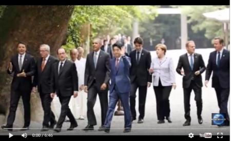 """【動画】""""伊勢志摩サミット""""で『中国に不利な方針が次々と打ち出され』AIIBが火達磨状態に。中国側の対抗策は不発の模 [嫌韓ちゃんねる ~日本の未来のために~ 記事No9743"""