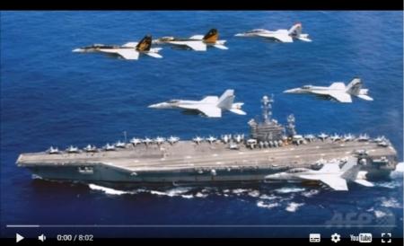 【動画】東シナ海で一触即発の危機 中国機のミサイル攻撃を避けようと、自衛隊機が自己防御装置作動 [嫌韓ちゃんねる ~日本の未来のために~ 記事No10458