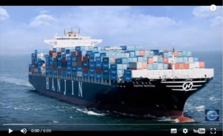 【動画】韓国最大手、韓進海運破綻!船舶、外国港で仮差押さえと入港拒否が相次ぐ! [嫌韓ちゃんねる ~日本の未来のために~ 記事No11605