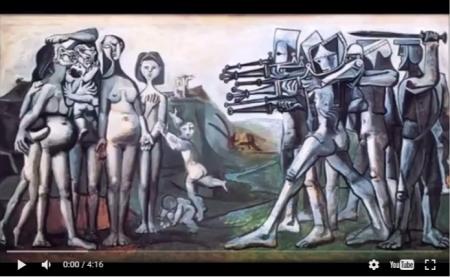 【動画】ピカソが描いた朝鮮 1951年作『朝鮮の大虐殺』 保導連盟・信川虐殺事件 [嫌韓ちゃんねる ~日本の未来のために~ 記事No12055