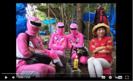 【動画】福島瑞穂、沖縄でピンクのショッカー達を率いて、航空機の運行妨害を実行 [嫌韓ちゃんねる ~日本の未来のために~ 記事No12075