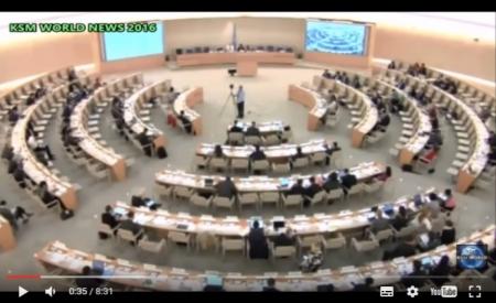 【動画】クマラスワミ報告書検証のため特別報告者派遣を要求「慰安婦の真実国民運動」が国連人権理事会で訴え [嫌韓ちゃんねる ~日本の未来のために~ 記事No12361