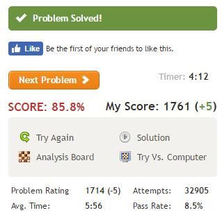正答率8.5%の問題を制した