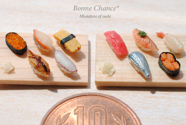 Miniature of sushi1
