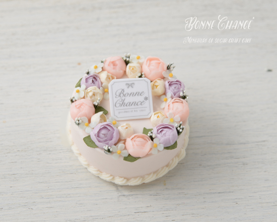 Miniature of sugar craft cake2