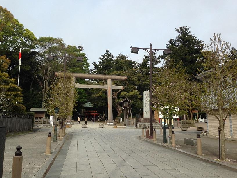 鹿島神宮 (4)1