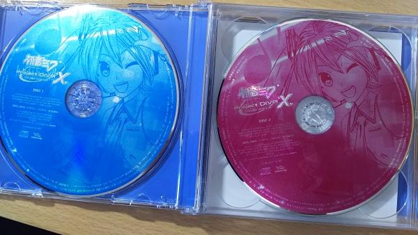 DIVA X CD