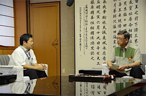 反日翁長が沖縄県警に圧力