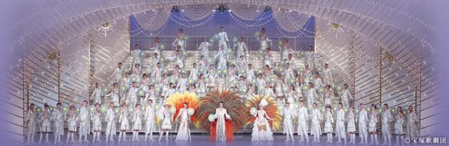 宝塚歌劇団画像