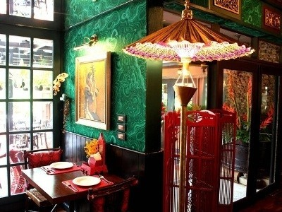 ジムトンプソン無料画像バンコクレストラン
