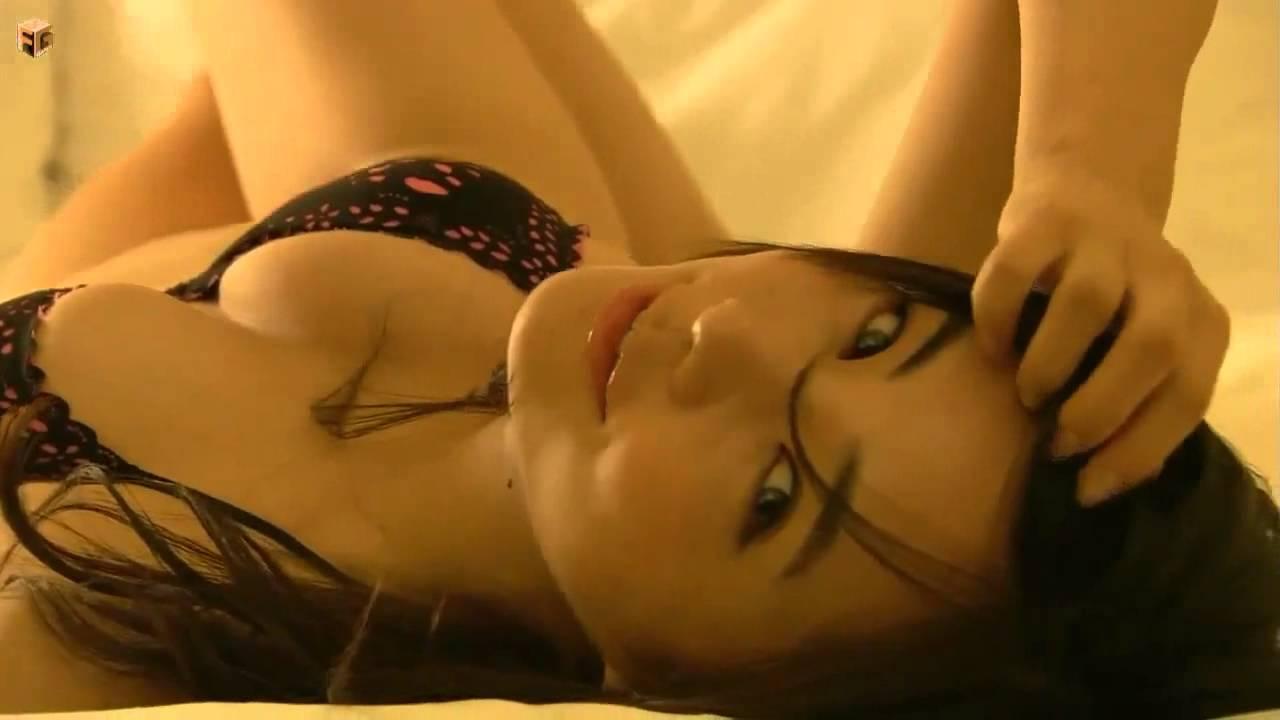 倉科カナのイメージビデオDVD「Beach Angels 倉科カナ in サウス・ストラドブローク島」キャプチャ画像