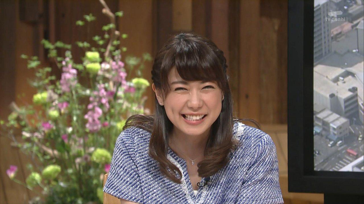 テレビ朝日の青山愛アナ