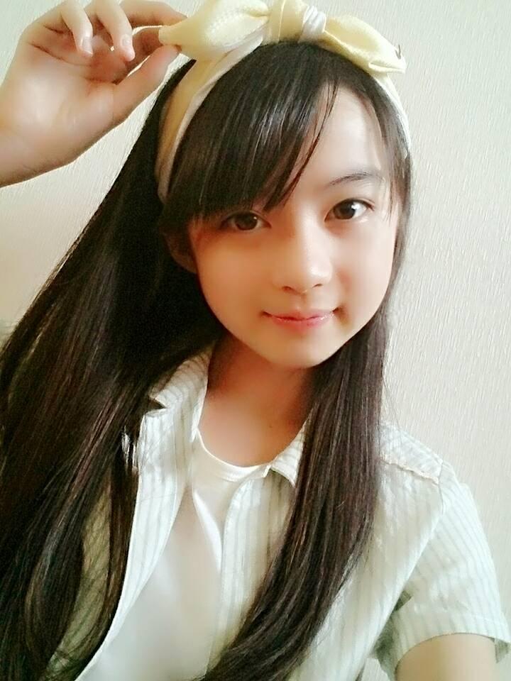 小学生の黒坂莉那