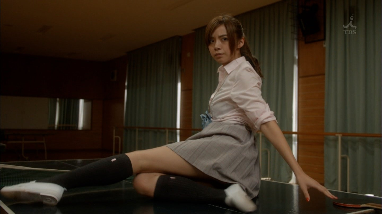 「JKは雪女(新) 第1話」の池田エライザ、エロシーンキャプチャ画像