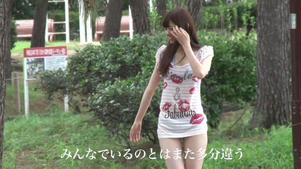 ショートパンツを履いた西野七瀬