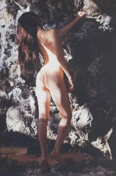 篠山紀信が撮影したヘアヌード写真集「春奈」画像、矢吹春奈のヌード