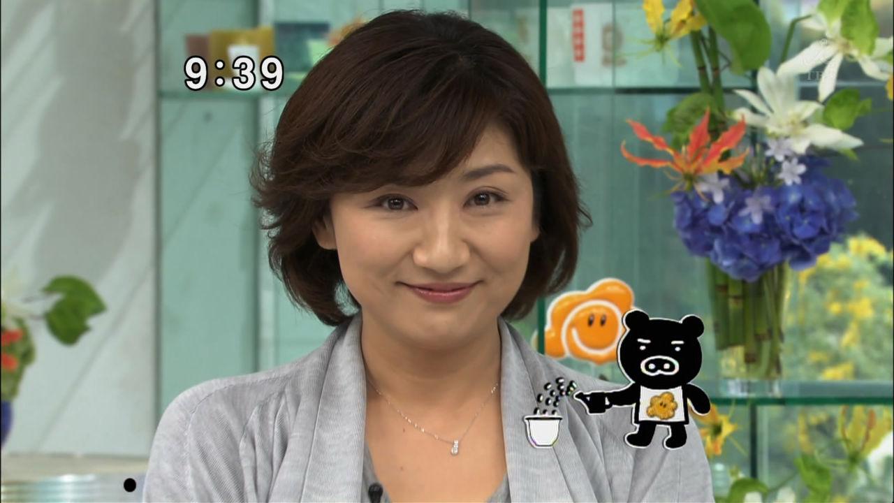 TBS「はなまるマーケット」に出演した松下由樹