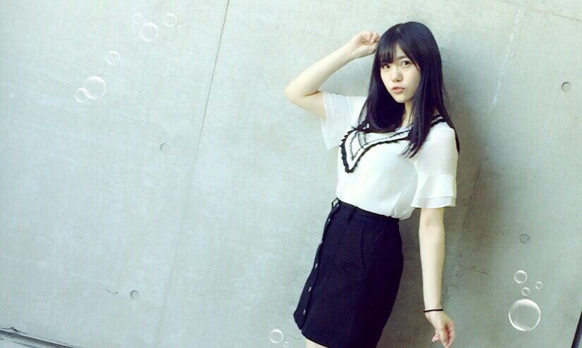 HKT48・田中優香の着衣巨乳