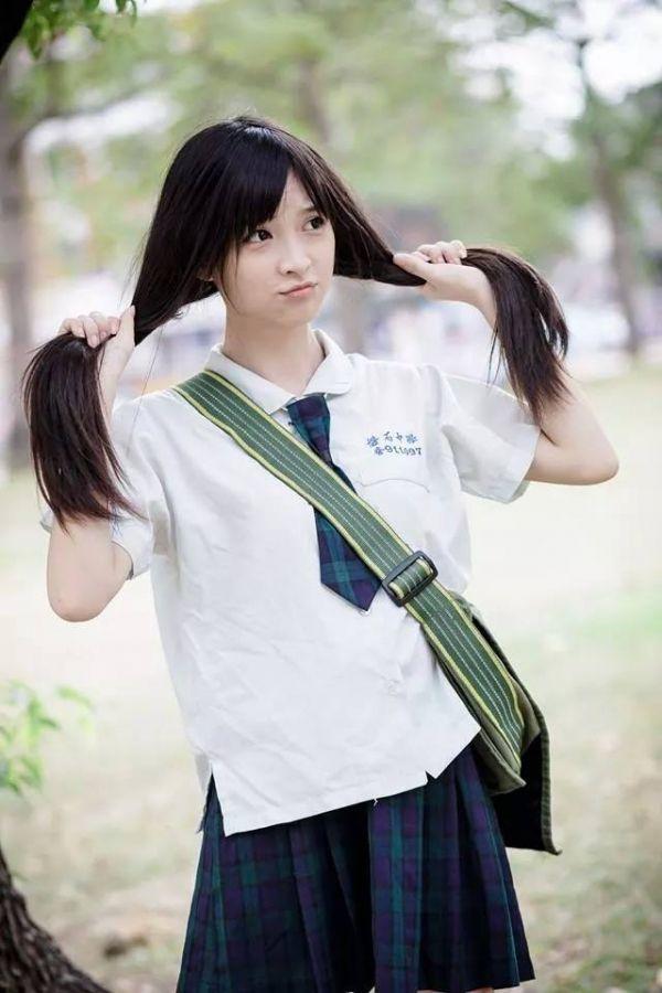 最近の台湾の女子高生(JK)