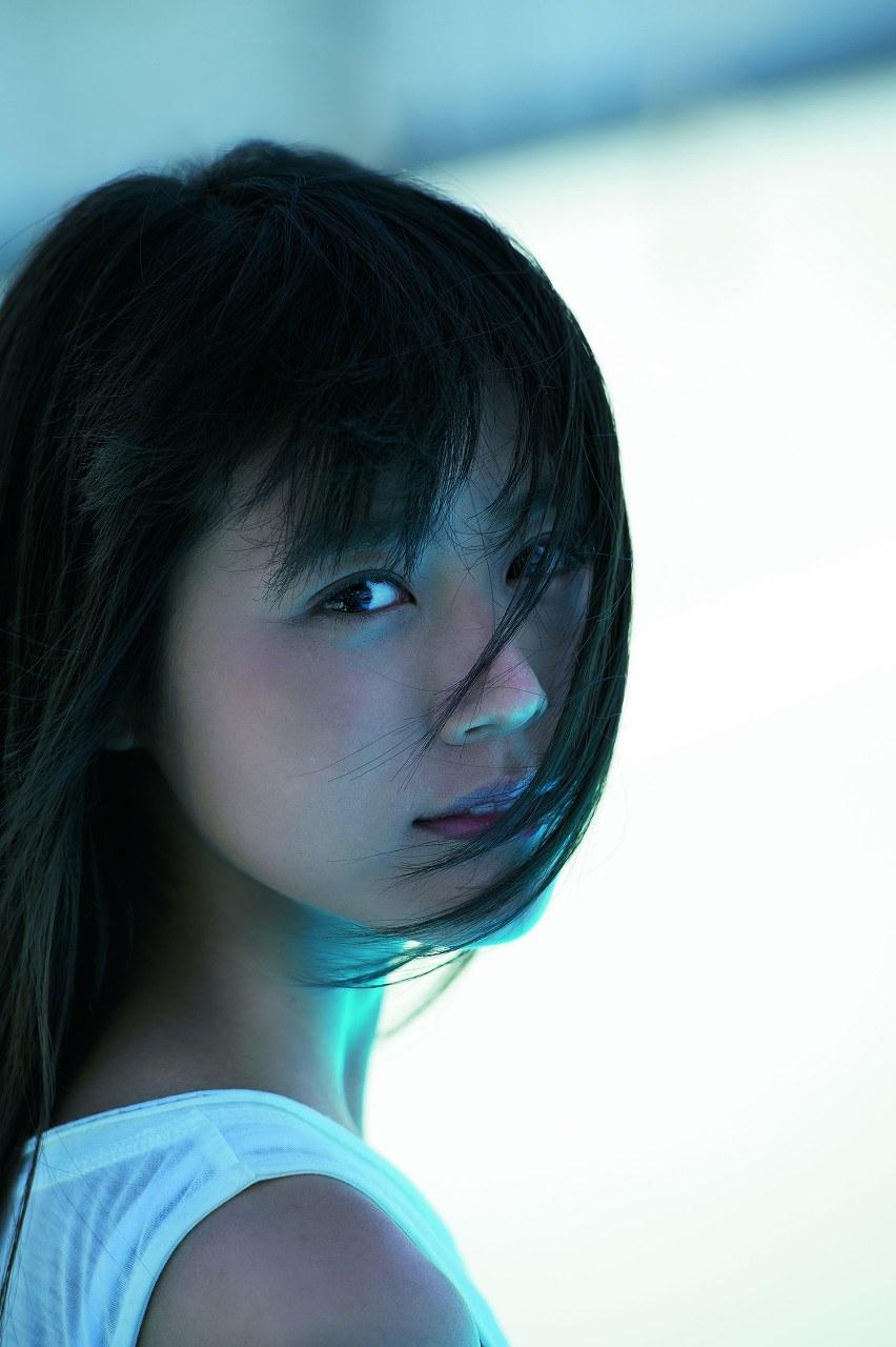 有村架純1st写真集「深呼吸-Shin・Kokyu-」画像