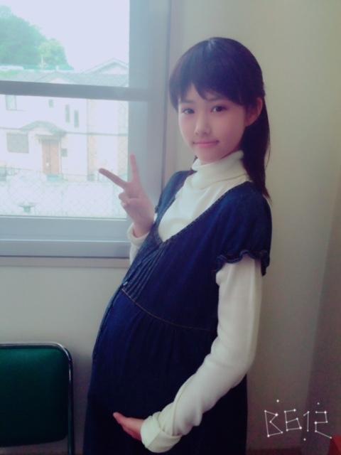 12歳で妊娠した美少女、原菜乃華