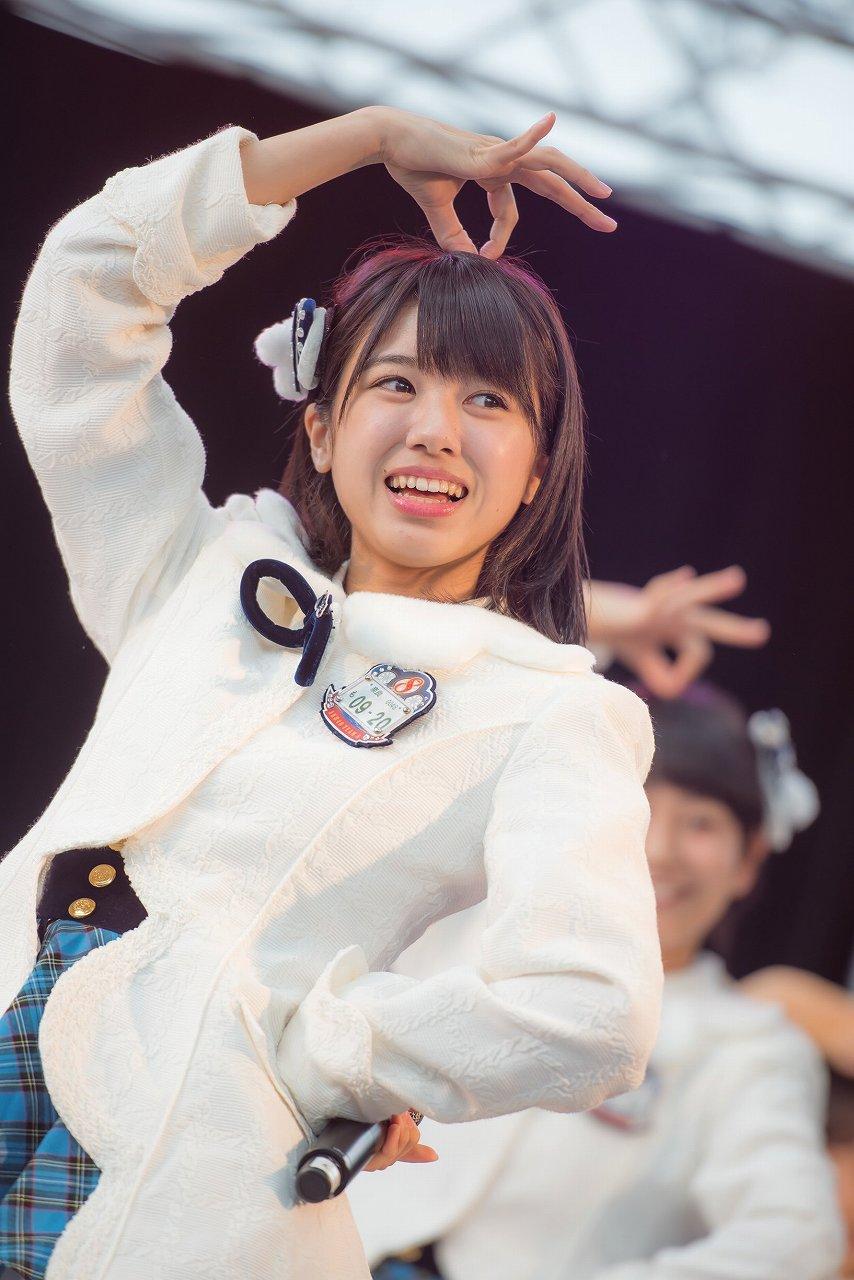 AKB48の大西桃香