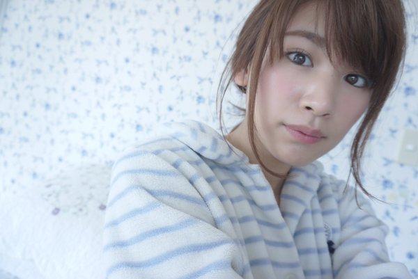 久松郁実の自撮り画像