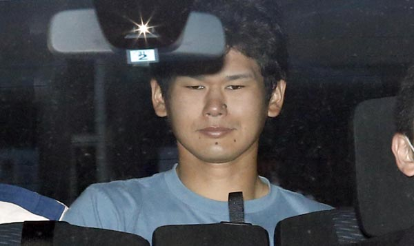 冨田真由さん刺傷事件の容疑者、岩埼友宏の顔