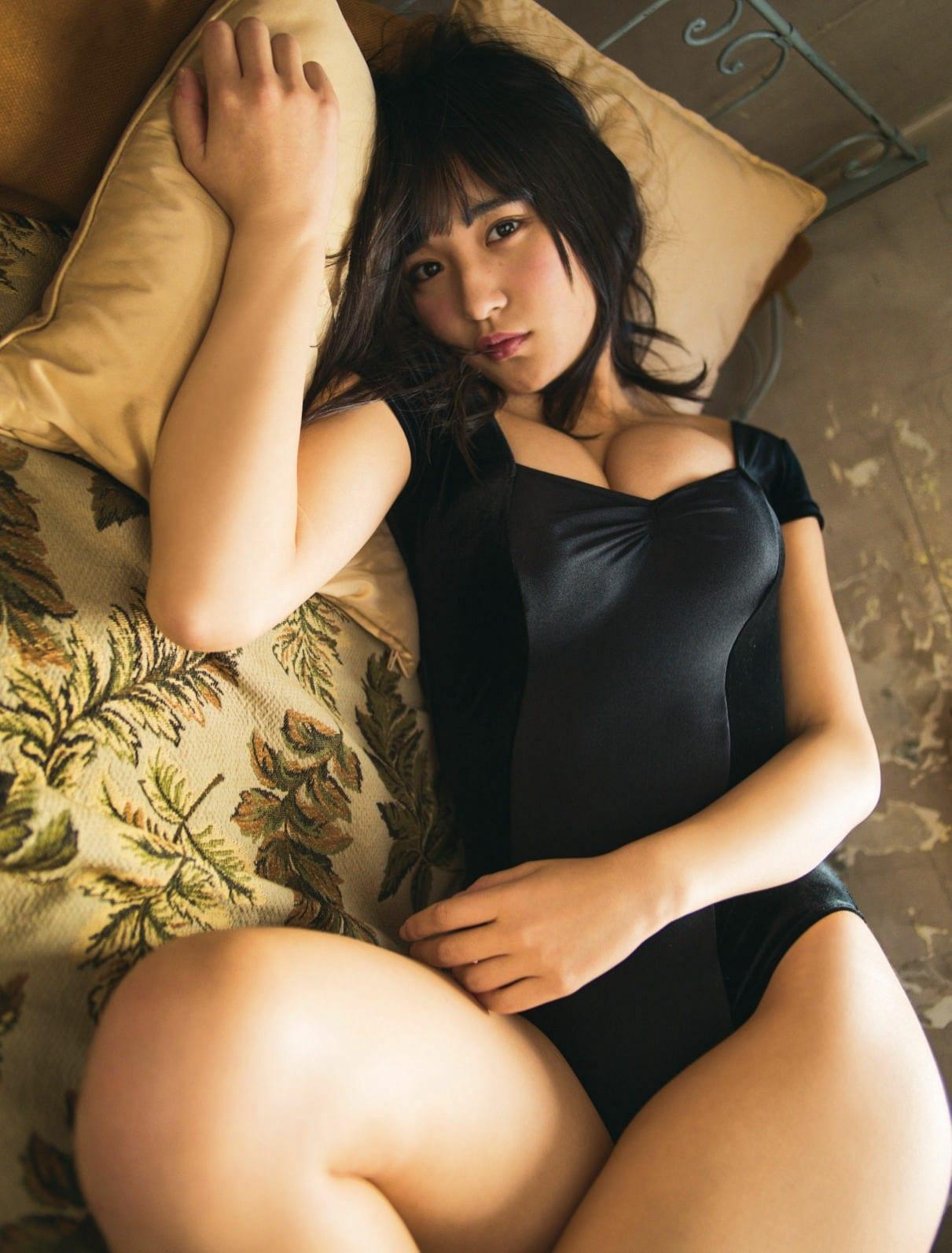 「週刊SPA!(スパ) 2016年 5/17 号」SUPER☆GiRLSの浅川梨奈の水着グラビア