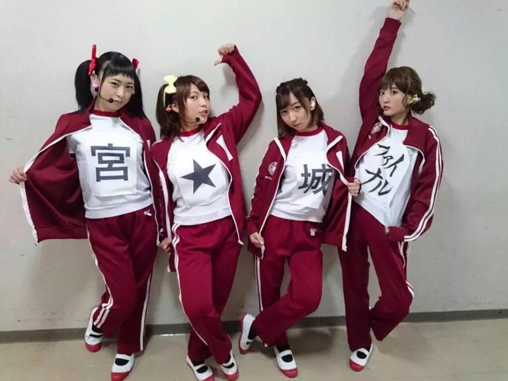 声優の新田恵海、徳井青空、飯田里穂、久保ユリカ