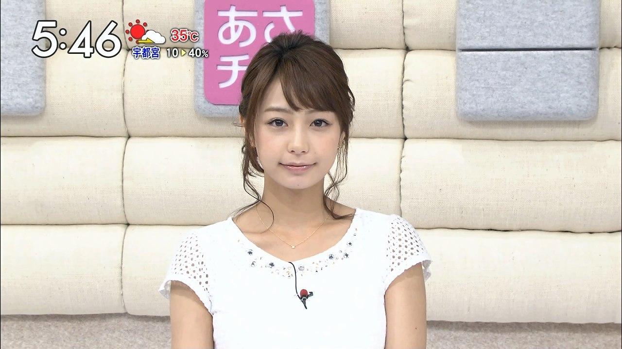 TBSの女子アナ、宇垣美里