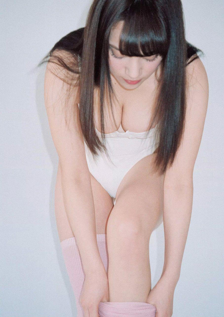 「週刊プレイボーイ 2016 No.15」都丸紗也華の水着グラビア