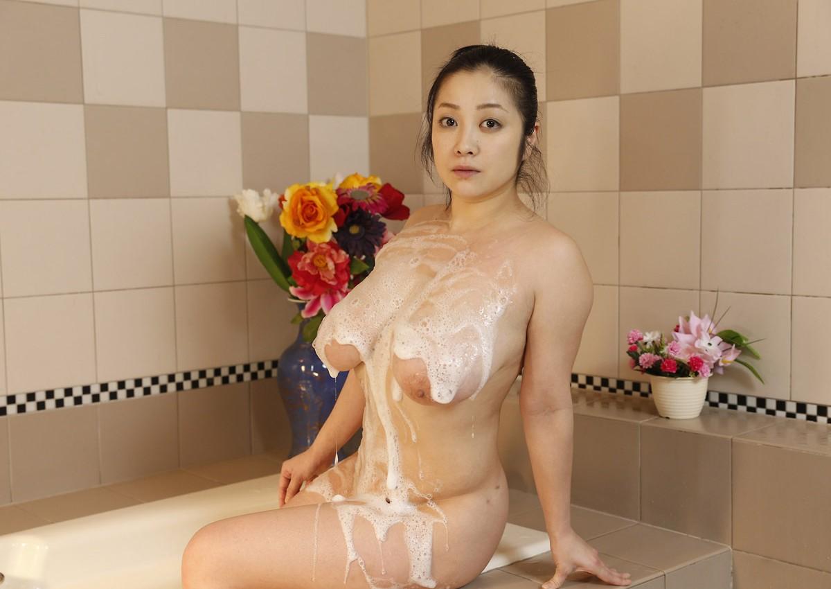 小向美奈子の無修正AV「極上泡姫物語」画像