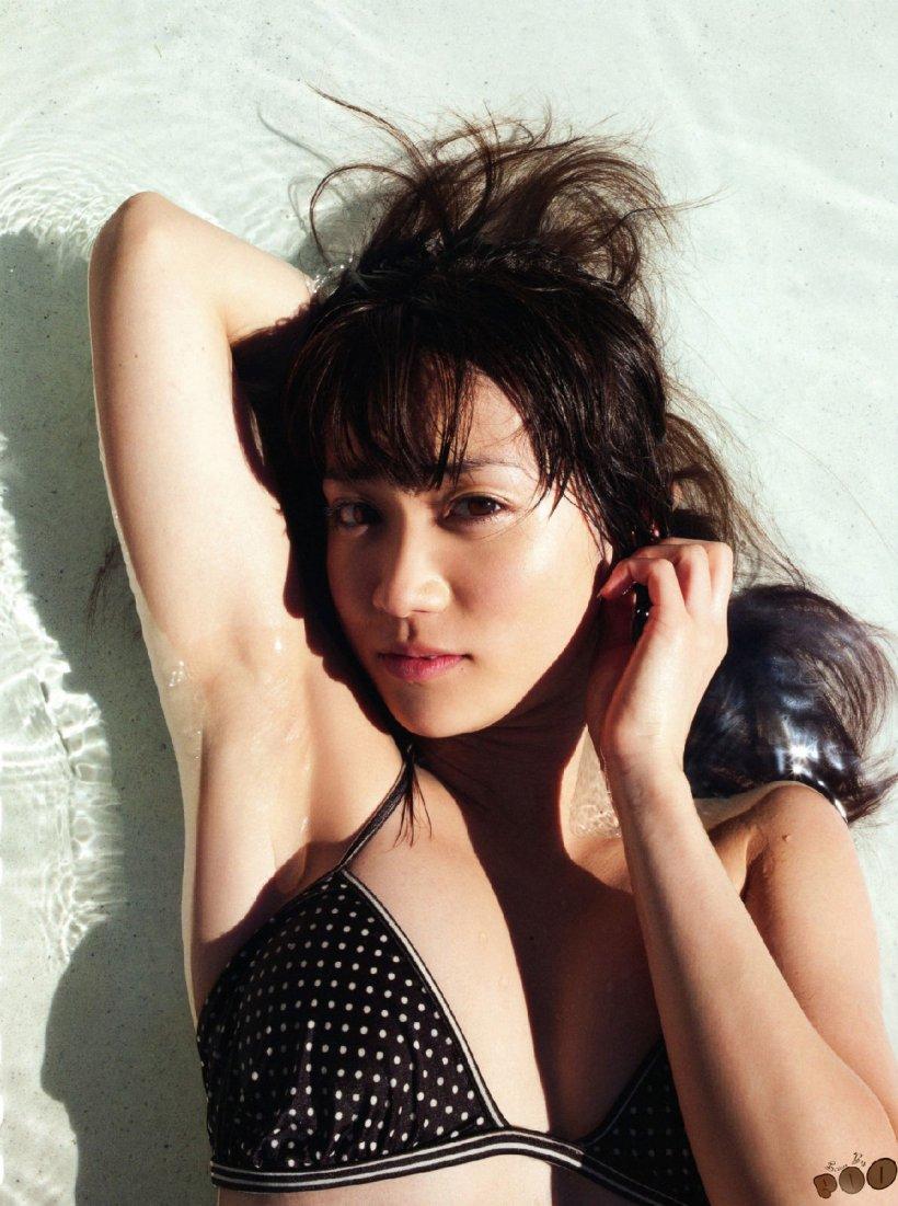 大島優子の写真集「君は、誰のもの?」画像