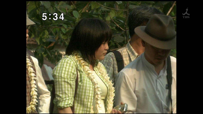 Tシャツを着た眞子さまの着衣爆乳