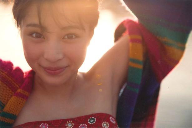 広瀬すずの写真集「17才のすずぼん。」画像