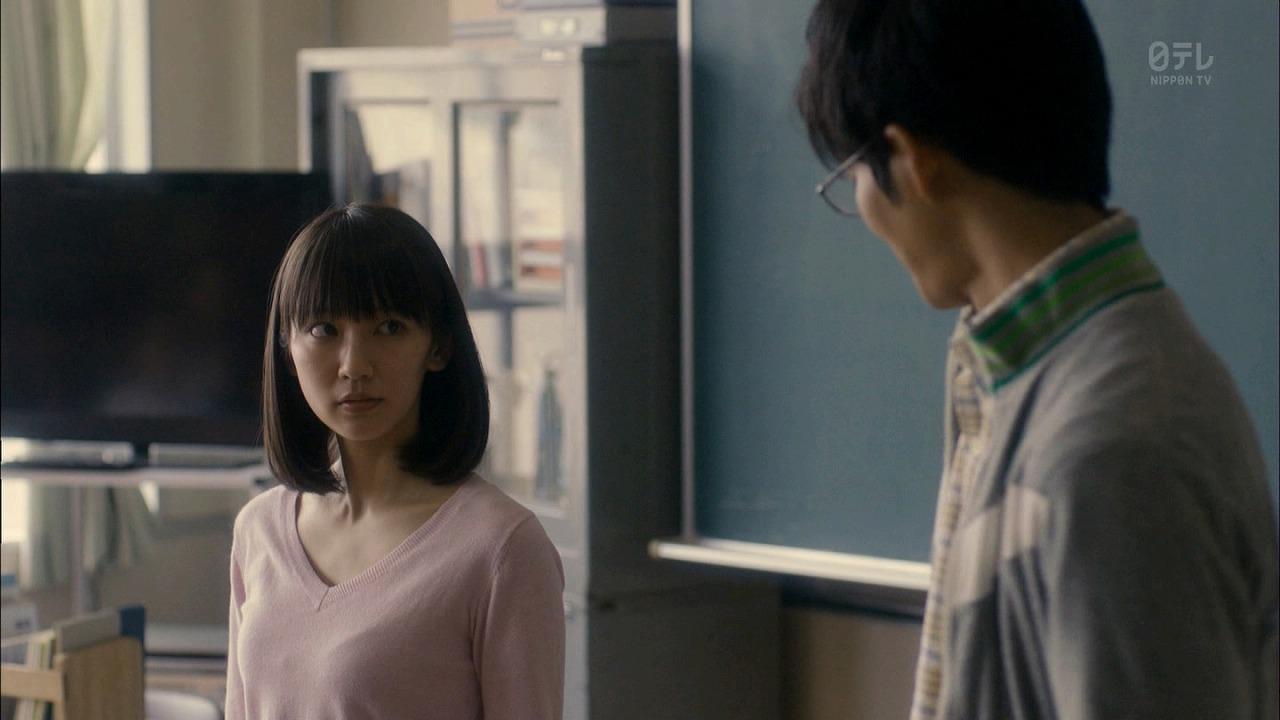 ドラマ「ゆとりですがなにか」で悦子先生を演じる吉岡里帆