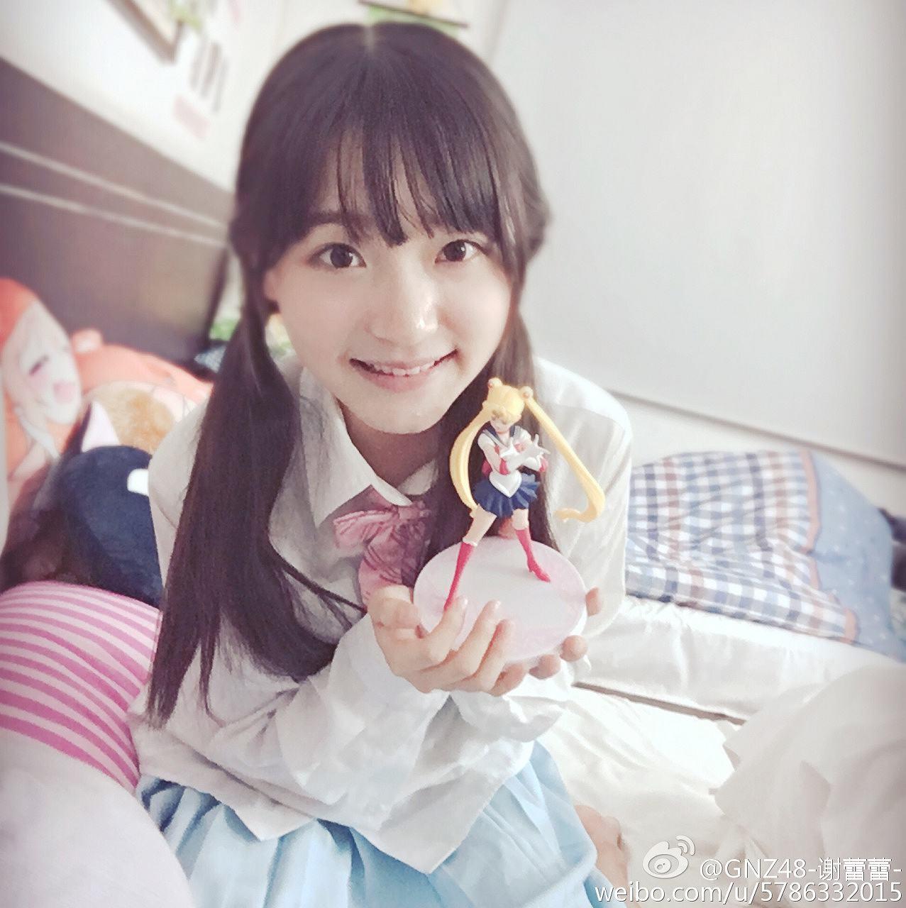 GNZ48の可愛いアイドル