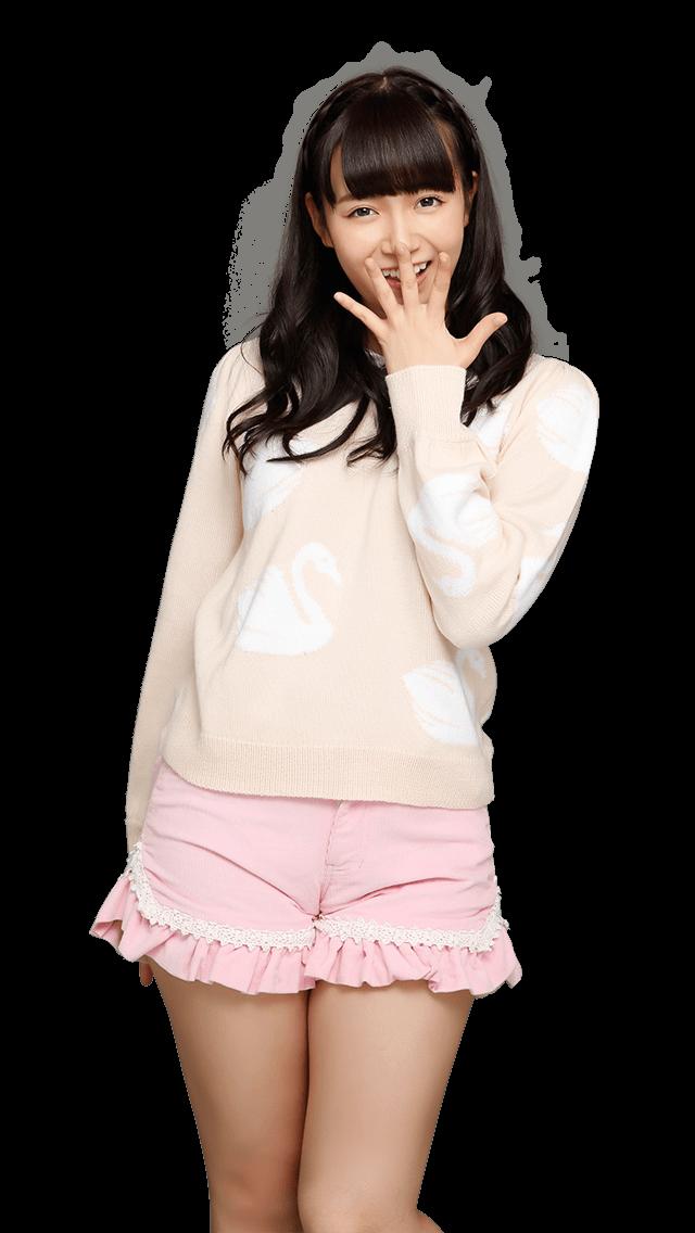 マンスジくっきりショートパンツを履いた乃木坂46・中元日芽香