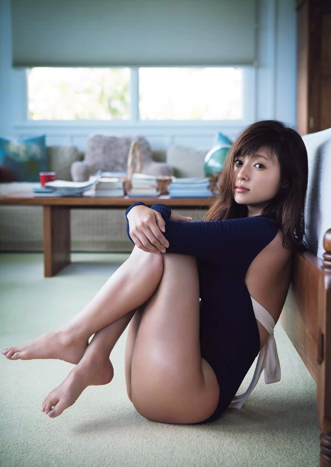 「週刊プレイボーイ 2016年 8/1 号」深田恭子のグラビア