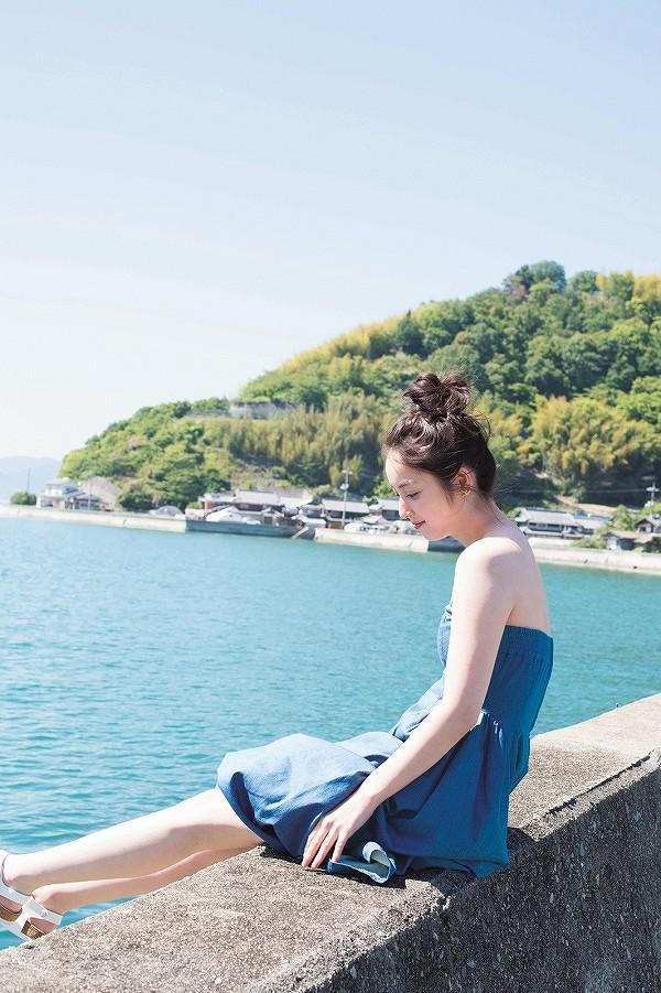佐々木希の写真集「かくしごと」画像