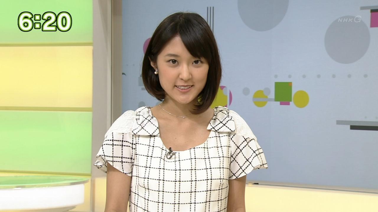 NHKの近江友里恵アナ