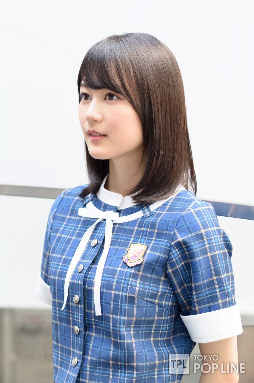 生田絵梨花の着衣おっぱい