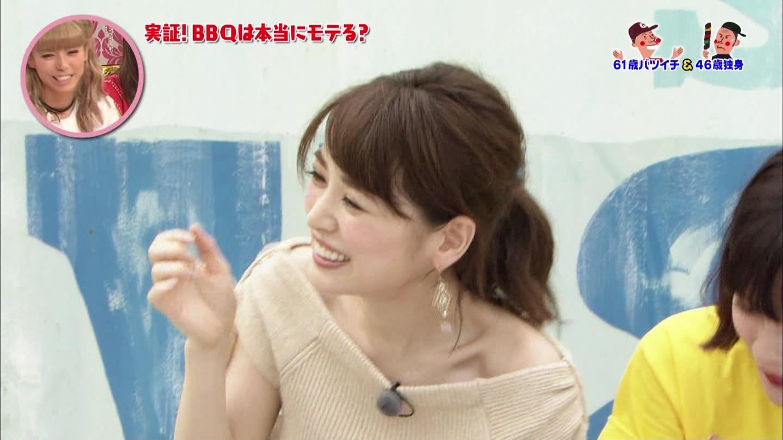 「さんま&岡村祭り・オトコってバカね!SP」に出演した泉里香