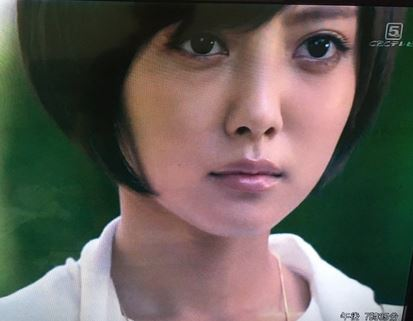 ドラマ「99.9 -刑事専門弁護士-」、整形して別人のようになった夏菜の顔