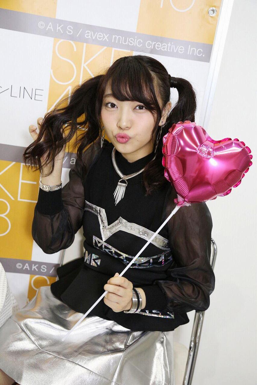 SKE48の二村春香